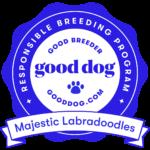 MLD gooddog badge