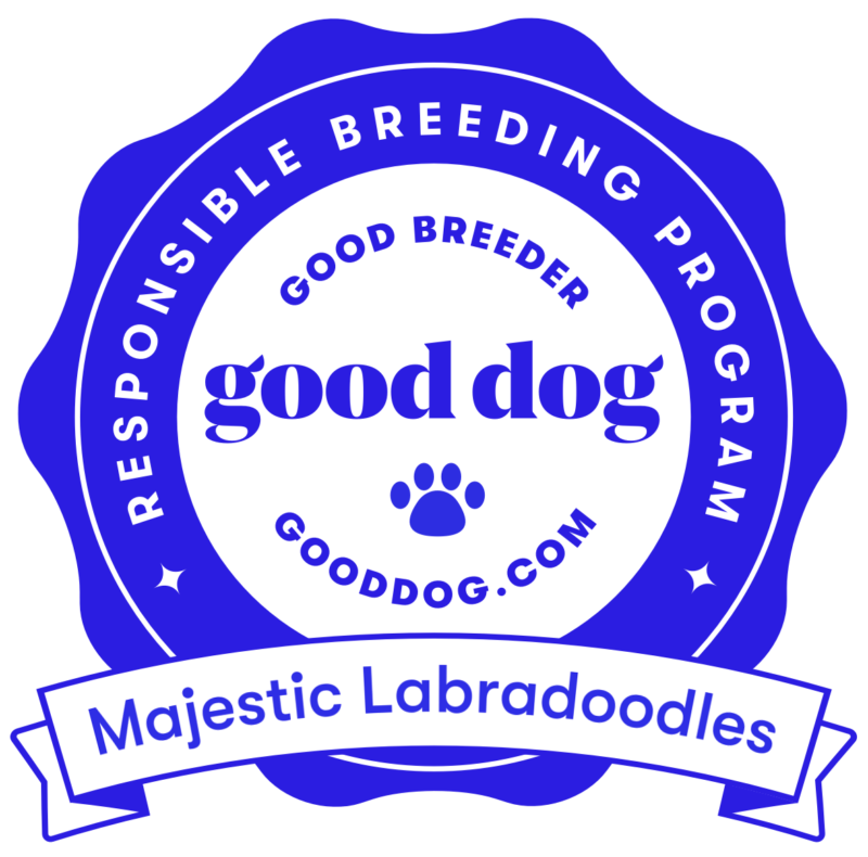 MLD gooddog badge